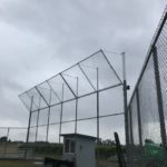 Mt Angel Baseball Field Outdoor Fence