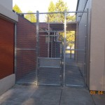 325-COM-chain link enclosure @ Richmond School, Salem, Oregon