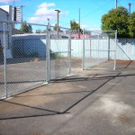 317- Chain Link - Dog Bark, Salem, Oregon