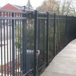 301-COM-Entry gate w/opener @Riverview Place Apts