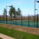 292- Omega mesh tennis court