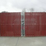 291 Commercial Gate enclosure