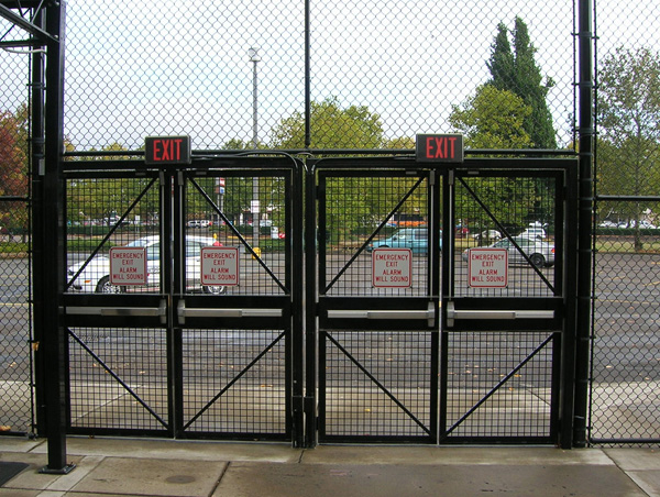 Commercial Fencing Salem Albany Corvallis Outdoor Fence