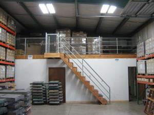 276 Com railing, Cascade Nut & Bolt