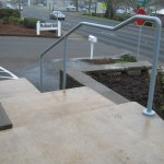 274 commercial handrail, Salem, Oregon