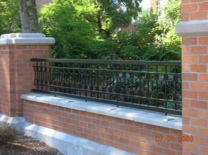267 COM-ornamental Railing-OSU
