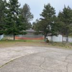 Commercial Chain Link Fence Joint Water Sanitary Authority Oregon