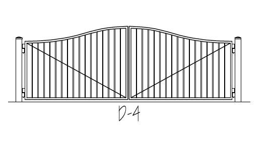 standard drawing gate salem  mcminnville