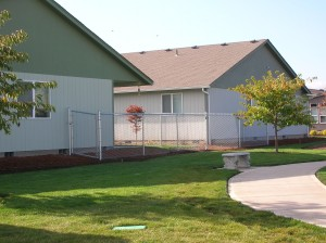 224 residential chain link fence