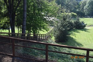 375- custom RES-Fence-wood with welded wire - garden & wild life fence, Salem, Oregon