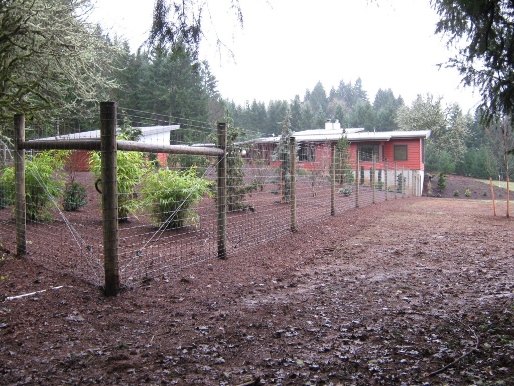 Residential Fencing Salem, Corvallis, Lincoln City | Outdoor Fence