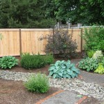 158 picture frame cap & trim privacy fence, Stayton, Oregon