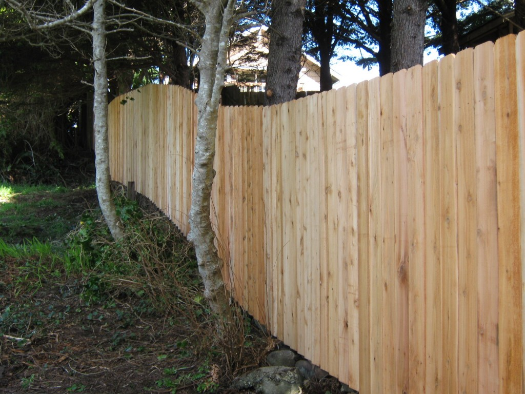 Residential Wood Fencing Salem Corvallis Mcminnville