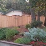 150 privacy wood cap & trim