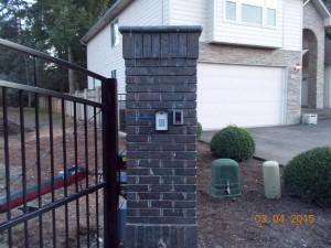 117 gate operator system, Salem, Oregon