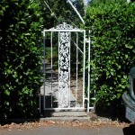 101 Custom ornamental walk gate