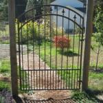 83 ornamental walk gate