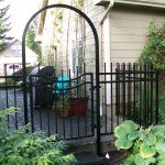 73 Ornamental Iron Walk Gate