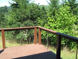 63 Railing cable design handrail, Salem, Oregon (1418755)