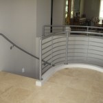 60 Interior ornamental iron handrail and railing