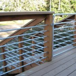 48 Ornamental Iron Railing/Wood Application