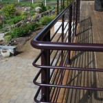 46 Custom Ornamental Iron Railing, Salem, Oregon