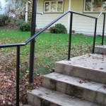 50 Ornamental Iron Handrail