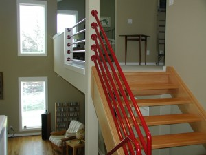 47 Interior Ornamental Iron Handrail