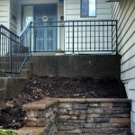 44 Ornamental Iron Railing/handrail, Salem, Oregon