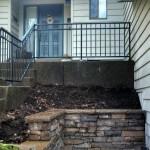 44 Ornamental Iron Railing/handrail, Salem, Oregon