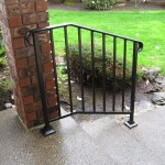 42 Ornamental Iron Handrail Keizer, Oregon