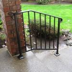 42 Ornamental Iron Handrail Keizer, Oregon