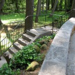 37 Ornamental Iron Handrail Salem, Oregon