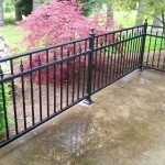 45 Ornamental Iron Railing