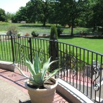 23 Custom Ornamental Iron Railing, Salem, Oregon
