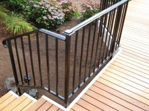 20 Ornamental Iron Railing Detail