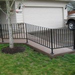 15 Ornamental Iron Railing