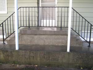 11 Ornamental Iron Handrail