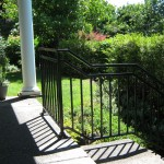 13 Ornamental Iron Handrail