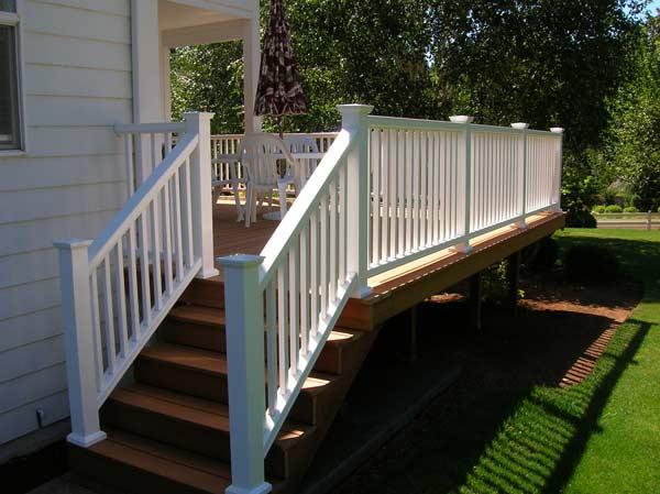 residential railings salem  albany  corvallis
