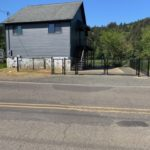 Residential Chain Link Fence Oregon Outdoor Fence Co