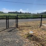 Residential Chain Link Fence Pacific City Outdoor Fence Co