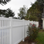 Residential Vinyl Fence Outdoor Fence Co