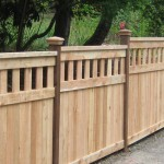 6 Custom Wood Fence Salem