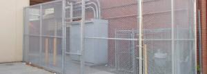 5 Chain Link Enclosure, Salem Keizer School District
