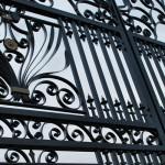 1 Custom Ornamental Gate