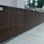 367- chain link-residential