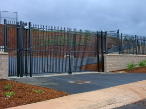 353-commercial-Fence, Gate & gate operator