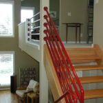 macleay area residential railing