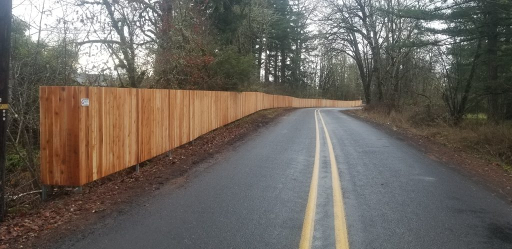 Outdoor Fence Fence Contractor Salem Mcminnville Albany